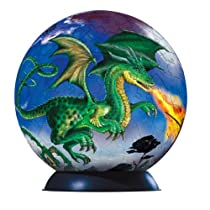 Ravensburger Dragon World - 240 Piece puzzleball