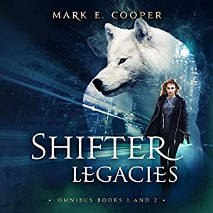 Shifter Legacies Special Edition: Books 1-2 Audiobook