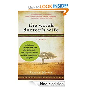 The Witch Doctor's Wife with Bonus Material (Amanda Brown)