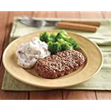 Fully Cooked Angus Meatloaf Slices - While Supplies Last