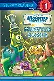 Monster Games (Disney/Pixar Monsters University) (Step into Reading)