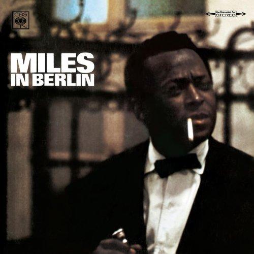 Miles in Berlin artwork