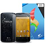 Lumii Ark Screen Protector Shield for Google LG NEXUS 4 - [3-Pack] - CLEAR