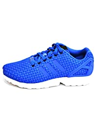 Adidas ZX Flux (Reflective Woven Europe Release) Blue/Blue/FtWhite