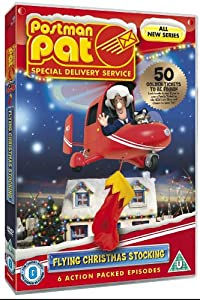 Postman Pat Special Delivery Service: Flying Christmas Stocking [DVD]