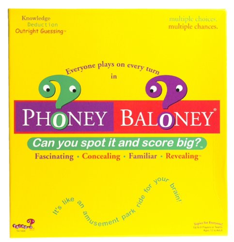 Phoney Baloney Trivia Game