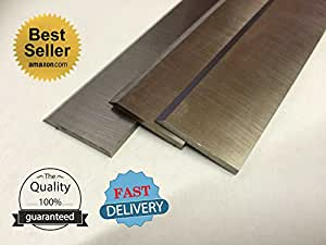 12-1/2 x 3/4 x 1/8 Planer Knives, Jet, Grizzly, Reliant, etc