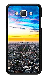 "Humor Gang Beautiful Paris City Printed Designer Mobile Back Cover For ""Samsung Galaxy j5"" (3D, Glossy, Premium Quality Snap On Case)"