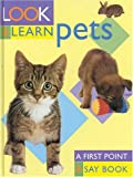 img - for Pets: Look and Learn book / textbook / text book