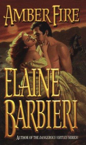 Amber Fire, ELAINE BARBIERI