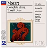 Mozart: Complete Strings Trios & Duos (2 CDs)