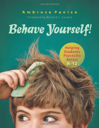 Behave Yourself! Helping Students Plan to Do Better PDF
