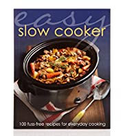 Easy Slow Cooker Recipe Book