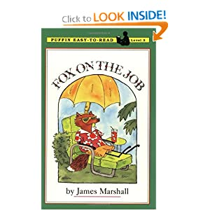 Fox on the Job: Level 3 (Penguin Young Readers, L3) James Marshall