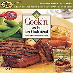 Cook\'n Low Fat - Low Cholesterol