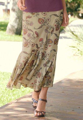 Paisley Print Skirt - Buy Paisley Print Skirt - Purchase Paisley Print Skirt (Chadwicks, Chadwicks Skirts, Chadwicks Womens Skirts, Apparel, Departments, Women, Skirts, Womens Skirts, Wrap, Wrap Skirts, Womens Wrap Skirts)