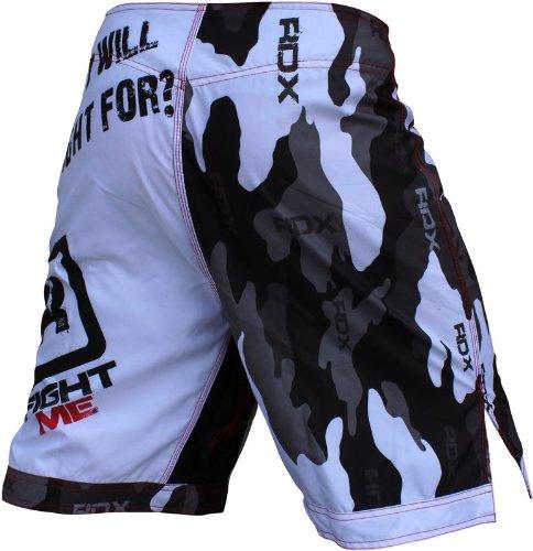 RDX Fight Shorts UFC MMA Grappling Short kick Boxing ar, 4XL (41