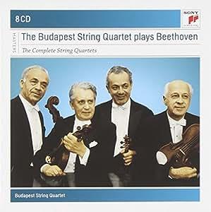 Beethoven : Intégrale des quatuors à cordes (Coffret 8 CD)
