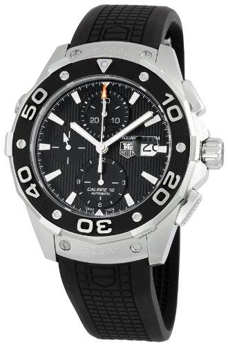 TAG Heuer Men's CAJ2110FT6023 Aquaracer Chronograph Watch