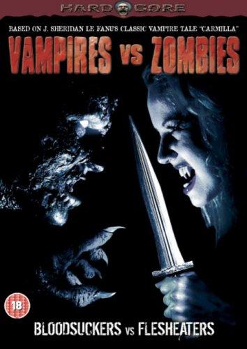 Vampires V's Zombies [DVD]