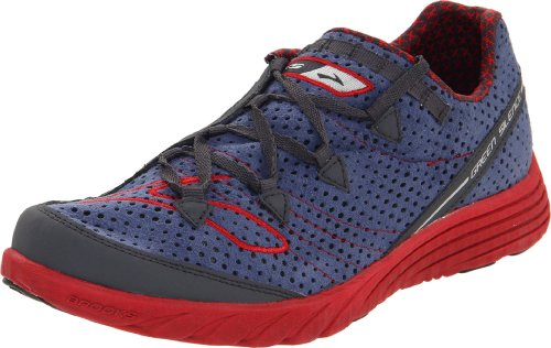 Brooks Green Silence Racing Running Shoes - 7