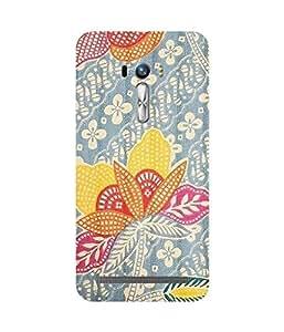 Yellow Bloom Asus Zenfone Selfie Case