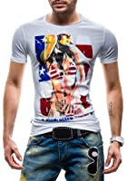BOLF - T-shirt à manches courtes - GLO STORY 5379 - Homme