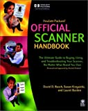 Hewlett-Packard Official Scanner Handbook (0764533045) by Busch, David D.