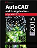 img - for AutoCAD and Its Applications Advanced 2015 book / textbook / text book