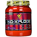 BSN N.O.-XPLODE - Grape, 2.45 lb (60 servings)