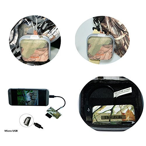 Bestok-CV600-Micro-USB-Hub-Connector-Kit-USB-20-Card-Reader-Trail-Scouting-Hunting-Game-Camera-Photo-Picture-Viewer-for-Android-Phones-Tablets-with-OTG