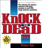 Knock 'Em Dead 2001 (1580624219) by Yate, Martin John