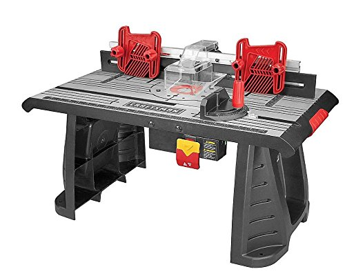 Die Cast Aluminum Router Table craftsman cutting adjustment / mitergauge (Cast Router Table compare prices)