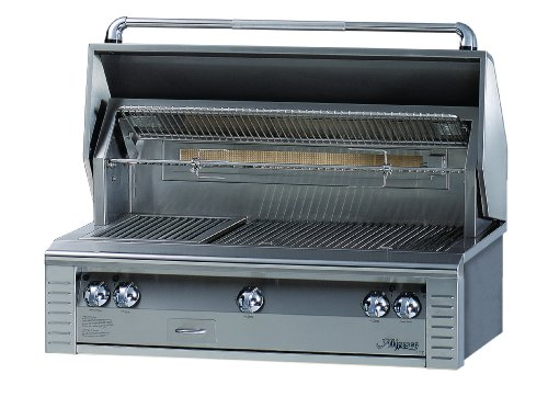 Alfresco Alx2-42Sz 42-Inch Built-In Searzone Grill