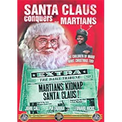 Santa Claus Conquers the Martians cover