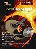 John McCarthy Learn Rock Acoustic Beginner: A Complete 4 Part Learning System [With CD and DVD] (The Rock House Method)