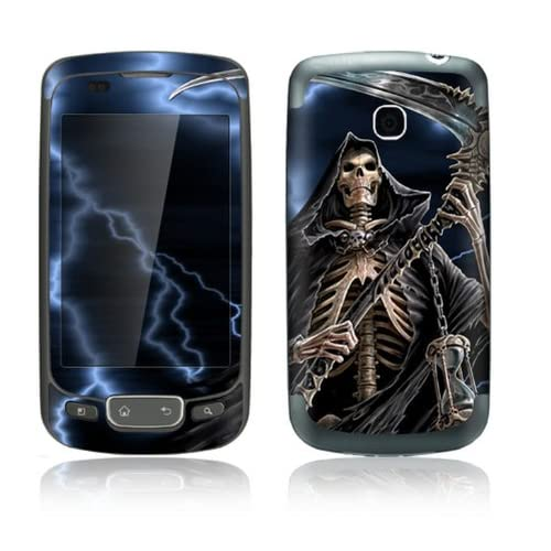 The Reaper Skull Design Decorative Skin Cover Decal