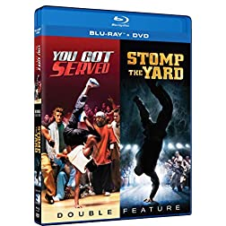 You Got Served/Stomp the Yard - BD + DVD Combo [Blu-ray]