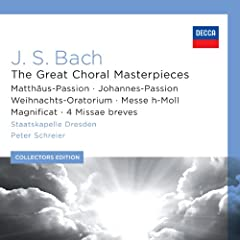 "J.S. Bach: Christmas Oratorio, BWV 248 - Part Four - For New Year's Day - No.40 Rezitativ (Ba�): ""Wohlan, dein Name soll allein"" Arioso (Chor-Sopran): ""Jesu mein Freud und Wonne"""