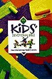 Kids' Devotional Bible: New International Readers Version (0310925053) by Dejonge, Joanne E.
