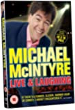Michael McIntyre - Live & Laughing [DVD]
