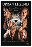 Urban Legend [DVD] [1999] [Region 1] [US Import] [NTSC]