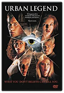 Urban Legend (Widescreen/Full Screen)