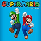 img - for Super Mario Brothers 2012 Wall Calendar book / textbook / text book