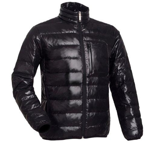 Hee Grand Men's Down Coat S Black