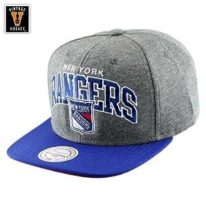 Mitchell & Ness New York Rangers Jersey Arch Snapback NHL Cap