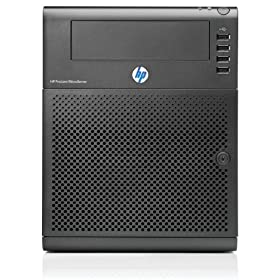 HP ProLiant MicroServer N40L/250GB���f��