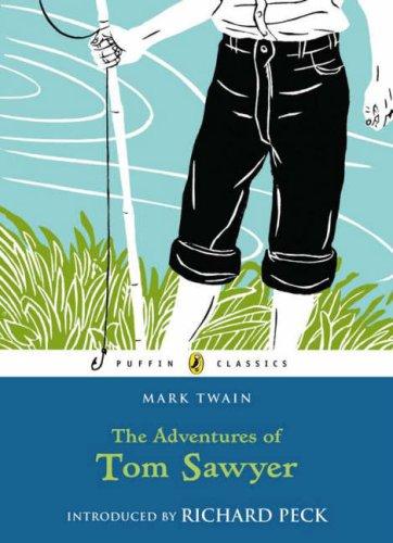 Adventures of Tom Sawyer (Puffin Classics), Mark Twain