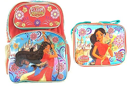 Disney Elena of Avalor Backpack and Lunch Box