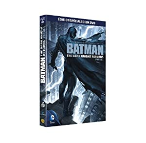 Batman : The Dark Knight Returns, Partie 1 - Edition Spéciale 2 DVD - Film d'animation original DC Univers [Édition Spéciale 2 DVD]